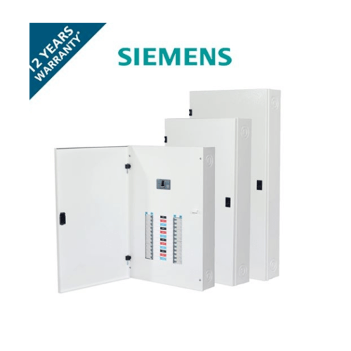 SIEMENS ตู้โหลดเซนเตอร์ 18 ช่อง DB18MC150 ตู้โหลดเซนเตอร์ 18 ช่อง DB18MC150