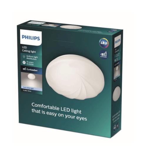 PHILIPS โคมไฟเพดาน แอลอีดี 20 วัตต์ แสงขาว   CL202  สีขาว