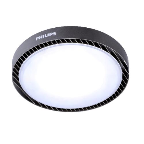 PHILIPS โคม Highbay BY239 200W แสงขาว BY239P สีดำ