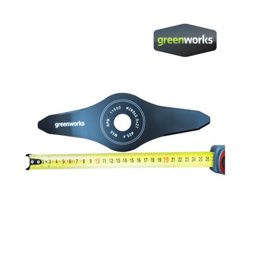 GREENWORKS  เครื่องตัดหญ้า  ขนาด 40V (เฉพาะตัวเครื่อง) สีเขียว