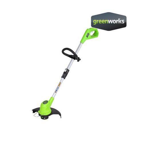 GREENWORKS  เครื่องตัดหญ้า ขนาด 24V   basic model (เฉพาะตัวเครื่อง) สีเขียว