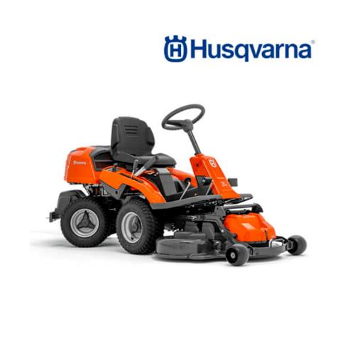 HUSQVARNA  รถตัดหญ้านั่งขับ รุ่น 216 AWD (ขับเคลื่อน 4 ล้อ)  967 29 12-01