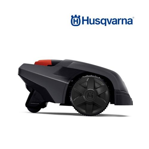 HUSQVARNA  หุ่นยนต์ตัดหญ้าอัตโนมัติ   AM105 สีดำ