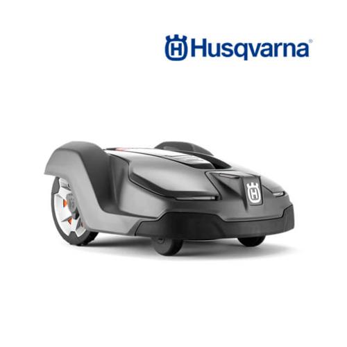 HUSQVARNA  หุ่นยนต์ตัดหญ้าอัตโนมัติ   430X สีดำ