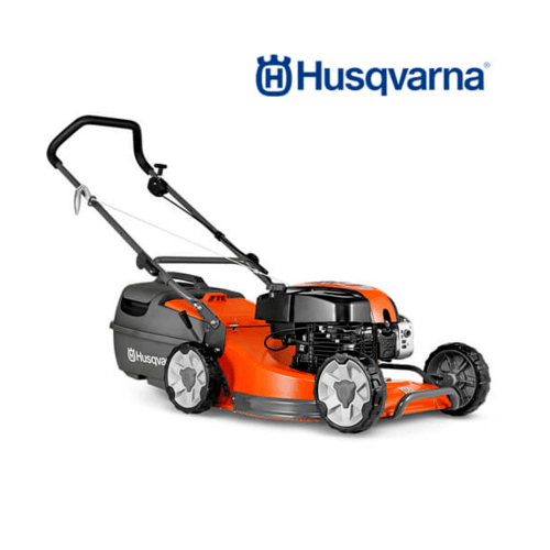 HUSQVARNA รถตัดหญ้าเดินตา  LC19A Pro (967 25 75-01)