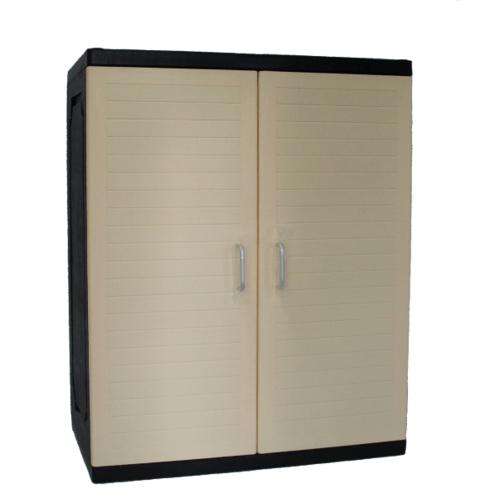 OPTIMUS  ตู้เก็บของแบบเตี้ย 2 ประตู SPS-23 สีเบจ