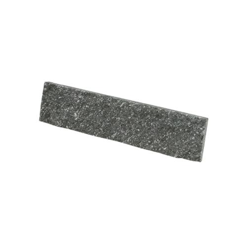 หินธรรมชาติ 5x20 หินควอตไซส์ แบล็คสโนว์ ผิวหน้าธรรมชาติ NSD-NQ-011-0520