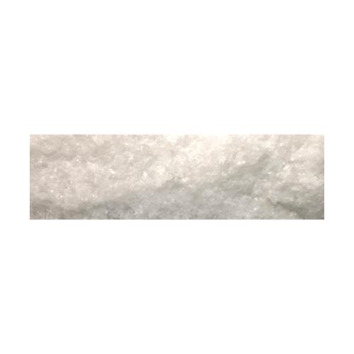 หินธรรมชาติ 5x20 หินควอตไซส์ เพียวไวท์ ผิวหน้าธรรมชาติ NSD-NQ-004-0520  สีขาว