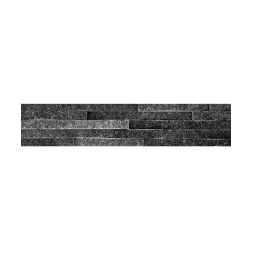 หินธรรมชาติ 6x30 สันหินกาบน้ำตก สีคริสตัลบลู  NSD-GSD-005-1030