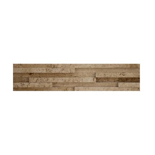 หินธรรมชาติ 6x30 หินอ่อนจิ๊กซอ ทราโวทีน  NSD-MOA-002-0630