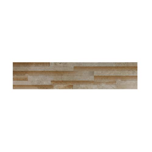 หินธรรมชาติ 6x30 หินอ่อนจิ๊กซอ ครีมมาเฟล  NSD-MOA-003-0630