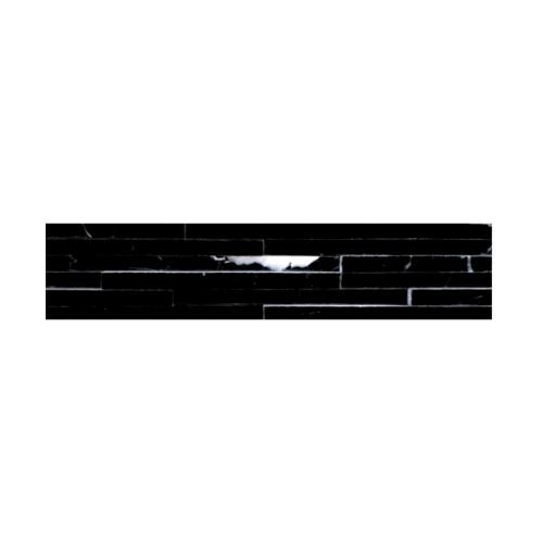 หินธรรมชาติ หินอ่อนจิ้กซอ แบล็คมาคิวน่า NSD-MOA-008-0630