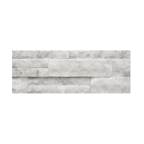 หินธรรมชาติ 10x30 หินอ่อนจิ๊กซอ ขาวเทาสระบุรี  NSD-JSMB-001-1030 หินธรรมชาติ