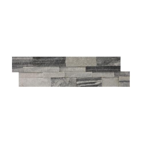 หินธรรมชาติ 15x60 หินกาบจิ๊กซอ ไอซ์ไวท์ หินธรรมชาติ NSD-GSE-027-1560