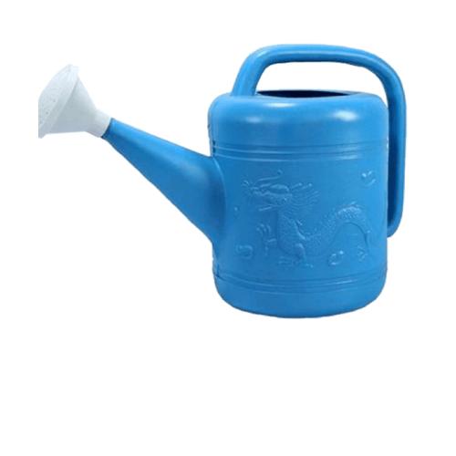 ตรามังกร บัวรดน้ำพลาสติก 10 ลิตร  Watering can10L สีฟ้า