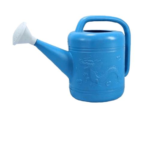 ตรามังกร บัวรดน้ำพลาสติก  15 ลิตร  สีน้ำตาล