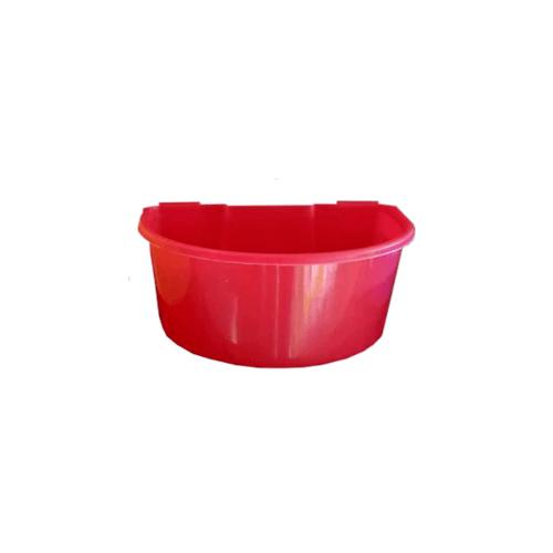 - ถ้วยเกาะสุ่ม ขนาด 300 cc BC-300-RD สีแดง
