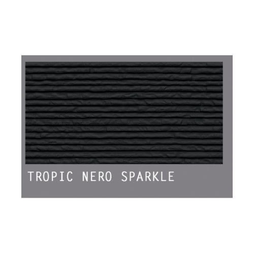 กระเบื้องภชา กระเบื้องแกรนิตโต้ TROPIC NERO SPARKLE สีดำ