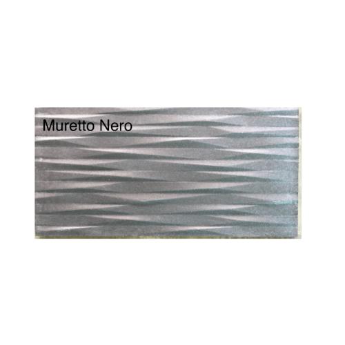 กระเบื้องภชา กระเบื้องแกรนิตโต้ MURETTO NERO SPARKLE
