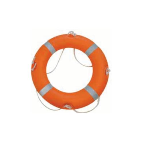 EVAL  ห่วงชูชีพน้ำหนัก 4.0 Kg. มาตรฐาน SOLAS 74   02012-2 สีส้ม สีส้ม
