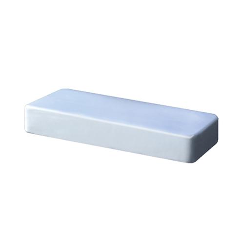 I-SPA  ชั้นวางของเซรามิค ติดผนัง ขนาด 12X30X6CM I-BOX SHELF3 สีขาว
