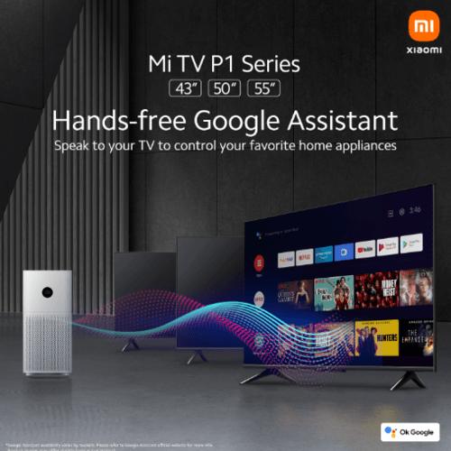Xiaomi  Mi Android TV P1  ขนาด 43 นิ้ว WE2V