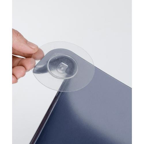UCHI ชุดกล่องเก็บของติดผนัง A0230-GY สีเทา