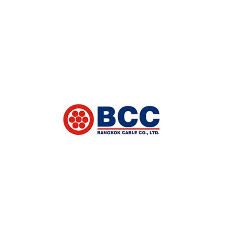 BCC สายไฟฟ้า  THW-A 25 BK (C)750V 70C สีดำ