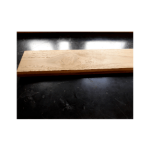 SJK ฝ้าระแนงไม้สัก 5/8 นิ้ว x4 นิ้ว x2.70ม.
