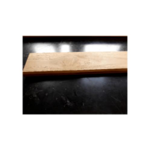 SJK ฝ้าระแนงไม้สัก 5/8 นิ้ว x4 นิ้ว x3.85ม -