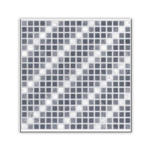 Sosuco 12X12 เกล็ดหินซ้อน-ดำ (11P) A.