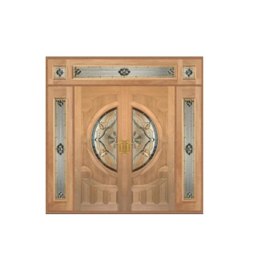 MAZTERDOOR ประตูกระจกสยาแดง ขนาด 225x245 cm.  Vanda-02