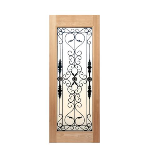 Masterdoors ประตูนาตาเซีย  ขนาด 80x200 cm. Stmd-001 ธรรมชาติ