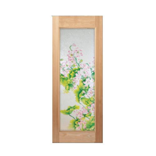 Masterdoors ประตูนาตาเซีย ขนาด  80x200 cm. Master-002 ธรรมชาติ