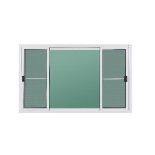 A-Plus หน้าต่างบานเลื่อนสลับ ขนาด 180x110 cm. A-WS/003 ขาว
