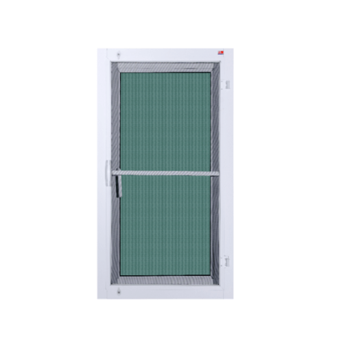A-Plus หน้าต่างบานเปิด ขนาด 0.60x1.10m. ขาว+มุ้ง A-WO/005