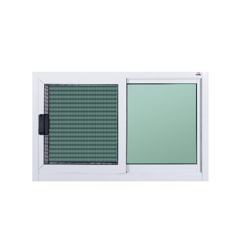 A-Plus ช่องแสงบานเลื่อน  ขนาด 0.50m.X0.80m.(พร้อมมุ้ง) A-P/016