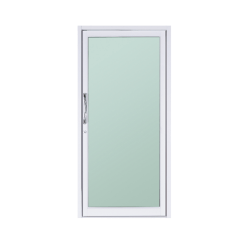A-Plus ประตูบานสวิงเดี่ยว ขนาด 1.00m.x2.05m. A-P/012