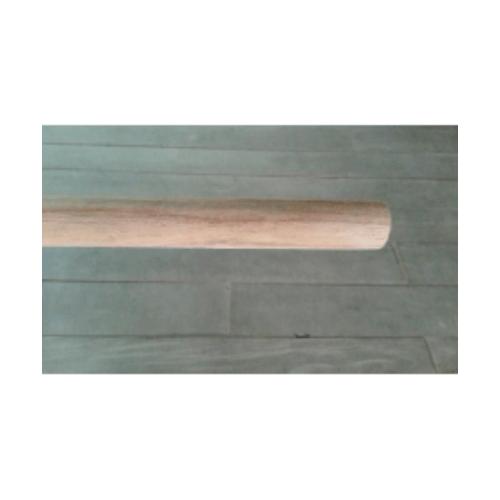 SJK ไม้สักกลึงกลม ขนาด   1.1/4นิ้วx10ฟุต