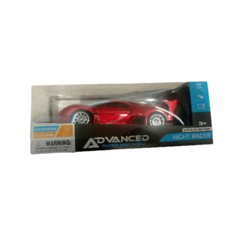 Sanook&Toys รถบังคับวิทยุ  Yj96-1A สีแดง