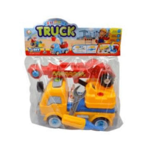Sanook&Toys รถโมเดล 289729 สีเหลือง