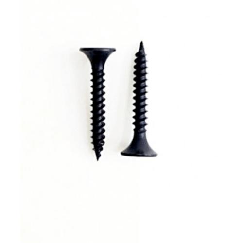 FIX-XY สกรูยิงแผ่นยิปซั่ม ( 25PCS/BAG) #6*1 สีดำ