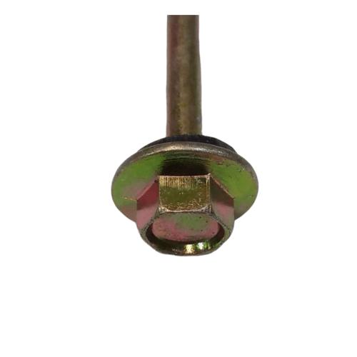 FIX-XY สกรูยึดกระเบื้องลอนลูกฟูกปลายสว่าน#10ยาว  95มม (3/8) (25PCS/bag) HHA-02-YE-G