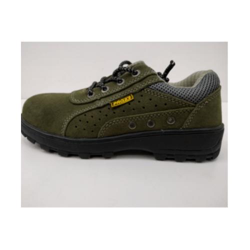 Protx รองเท้าเซฟตี้ #41 พื้น PU BA-128 สีเขียว