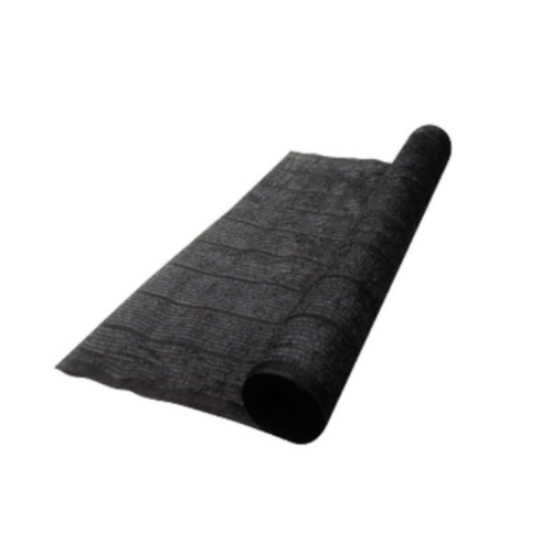 POLLO สแลนท์ HDPE 80% 2x50 เมตร LP-012 สีดำ