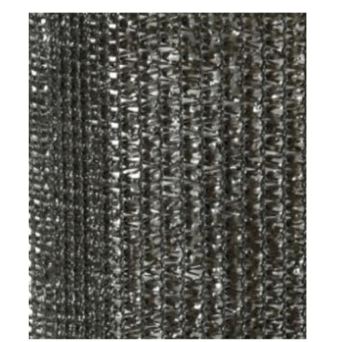 POLLO สแลนท์ HDPE 70% 2 x 100เมตร LP-006 สีดำ