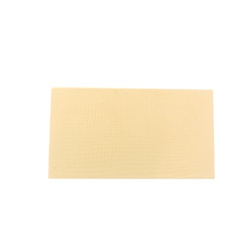 HUMMER เกียงฉาบปูน ขนาด 20X36 ซม. YDH003 สีเหลือง