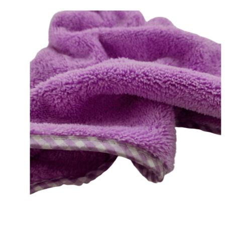 COZY ผ้าเช็ดมือ 25x30ซม. GTL008-PP สีม่วง