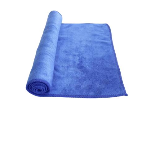 COZY ผ้าขนหนูไมโครไฟเบอร์ 30x70ซม. BQ015-NBL สีกรม