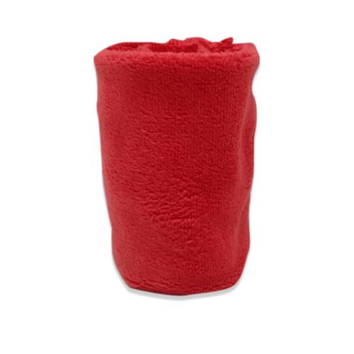 COZY ผ้าขนหนูไมโครไฟเบอร์ 30x30ซม. BQ014-RD   สีแดง